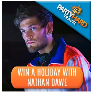 Win a Holiday with Nathan Dawe
